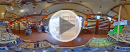 360 virtual tour / walkthrough of 3 Wishes Candle Barn, Adelaide